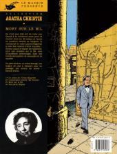Verso de Agatha Christie (CLE) -3- Mort sur le Nil