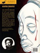 Verso de Agatha Christie (CLE) -4- Dix petits nègres