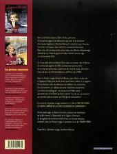 Verso de Agence Hardy -3- Le poison rouge