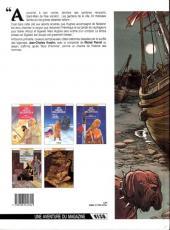 Verso de Les aigles décapitées -5- Saint-Malo de l'Isle