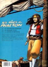 Verso de Les ailes du Phaéton -3- La colère d'Abyssaal