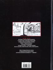 Verso de Alack Sinner -7- L'Affaire USA