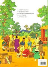Verso de Alice et Léopold -5- La danse du Poko