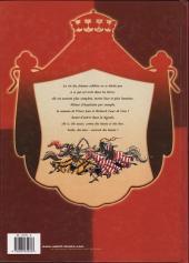 Verso de Aliénor -1- Le Bracelet de Malte