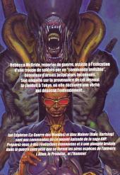Verso de Aliens versus Predator : Eternal - Tome 1