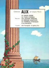 Verso de Alix -9- Le Dieu sauvage