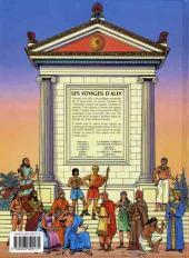 Verso de Alix (Les Voyages d') -6- La marine antique (2)