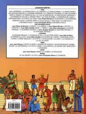 Verso de Alix (Les Voyages d') -9- Le costume antique (2)