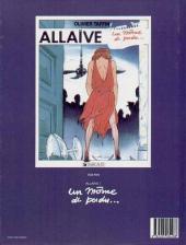 Verso de Allaïve -2- Un bonheur de drôle...