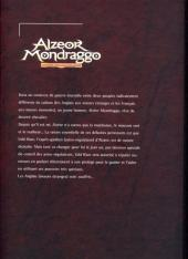 Verso de Alzéor Mondraggo -1- La pierre blanche