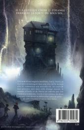 Verso de Amulet -1- Le gardien de la pierre