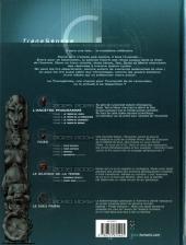 Verso de L'ancêtre programmé -4- Le temps du savoir