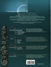 Verso de L'ancêtre programmé -5- La révélation