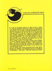 Verso de Barbarella (16/22) -4107- Narval coule à pic