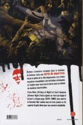 Verso de Batman (DC Icons) -3- Outre-tombe