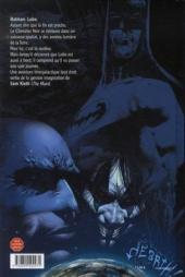 Verso de Batman (DC Icons) -5- Batman / Lobo : Menace fatale