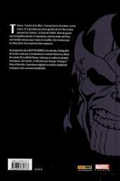 Verso de Best of Marvel -4- Le gant de l'infini - Le défi de Thanos