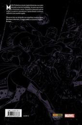 Verso de Best of Marvel -10- Captain Britain - La fin du monde
