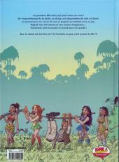 Verso de Les aventures de Bigard -1- Tome 1