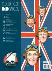 Verso de Biggles -2- Les pirates du Pôle Sud