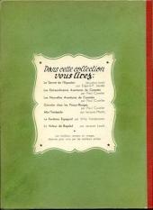 Verso de Blake et Mortimer (Historique) -1- Le Secret de l'Espadon