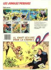 Verso de Boulouloum et Guiliguili (Les jungles perdues) -8- Les chevaliers de l'enfer