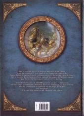 Verso de Le chant des Elfes -2- Les Invasions barbares