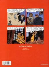 Verso de Le chat du Rabbin -1- La Bar-Mitsva