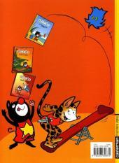 Verso de Choco -3- La Plus Belle Zizique du monde