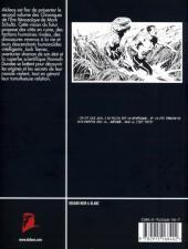 Verso de Chroniques de l'ère Xénozoïque -INT2- Le nouveau monde