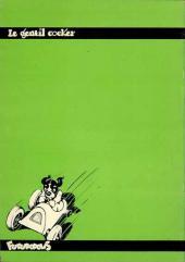 Verso de Coquin -42- Les mémoires de Coquin