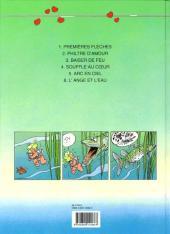 Verso de Cupidon -6- L'ange et l'eau