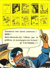 Verso de Dan Cooper (Les aventures de) -12- Tigres de mer