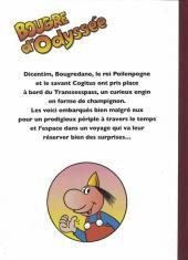 Verso de Dicentim le petit franc -5- Bougre d'odyssée