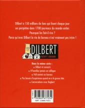Verso de Dilbert -4- (Vents d'Ouest) -1- Le Boss : imbuvable, intouchable et fier de l'être