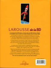Verso de (DOC) Encyclopédies diverses -12004- Larousse de la BD