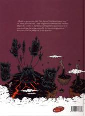 Verso de Donjon Monsters -4- Le noir seigneur