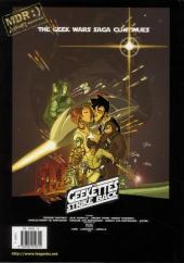 Verso de Les geeks -5- Les geekettes contre-attaquent