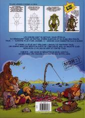 Verso de Goblin's -2- En vert et contre tous