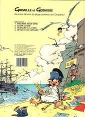 Verso de Godaille et Godasse -4- Révolte en Espagne