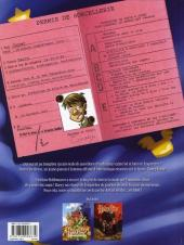 Verso de Harry Cover -2- Les mangeurs d'anglais