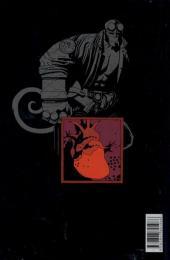 Verso de Hellboy (Delcourt) -7- Le troisième souhait