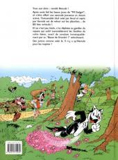 Verso de Hercule -6- Bazar de Grumlot!
