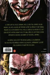 Verso de Batman (DC Icons) -7- Batman : Joker