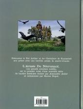 Verso de Kaamelott -1- L'Armée du Nécromant