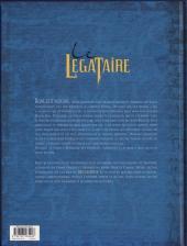 Verso de Le décalogue - Le Légataire -4- Le Cardinal
