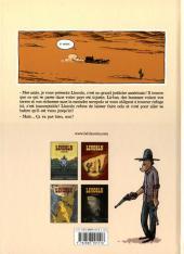 Verso de Lincoln -5- Cul nu dans la plaine