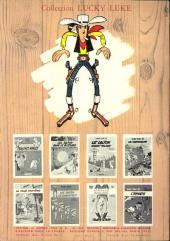 Verso de Lucky Luke -30- Calamity Jane