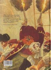 Verso de Le maître de Ballantrae -1- Livre Premier