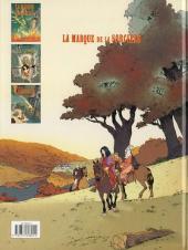 Verso de La marque de la sorcière -4- L'Ange Déchu